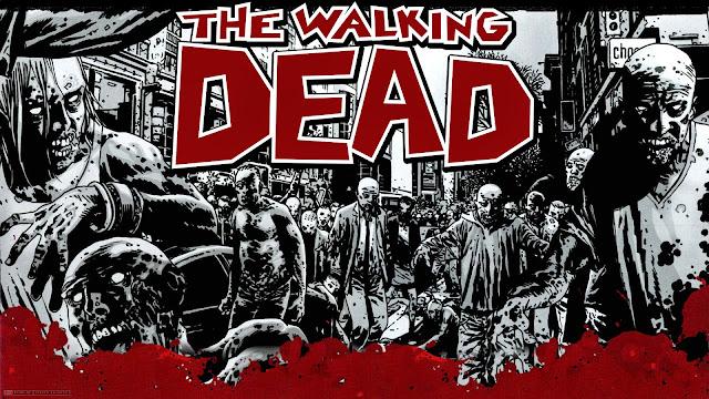 SCANS - THE WALKING DEAD (MEGA PACK) 2003