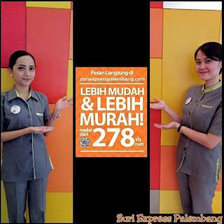 Hotel Zuri Express Palembang