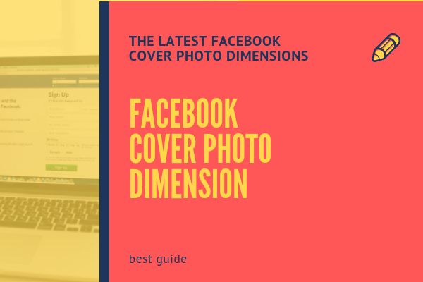 Facebook Cover Photo Dimensions Photoshop Template<br/>