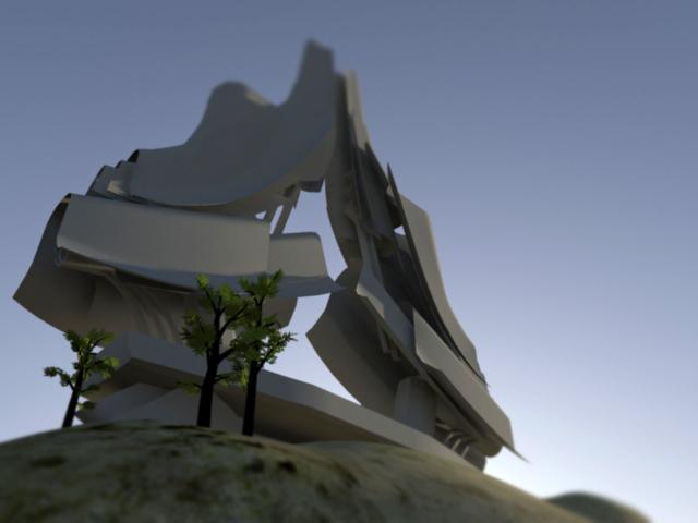 Art of David Giordano: 3D Environment Modeling