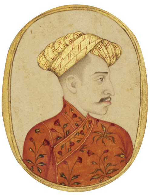 Fathullah Imad Shah, founder of Imad Shahi dynasty of Berar