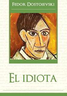 Portada del libro el idiota para descargar en pdf gratis