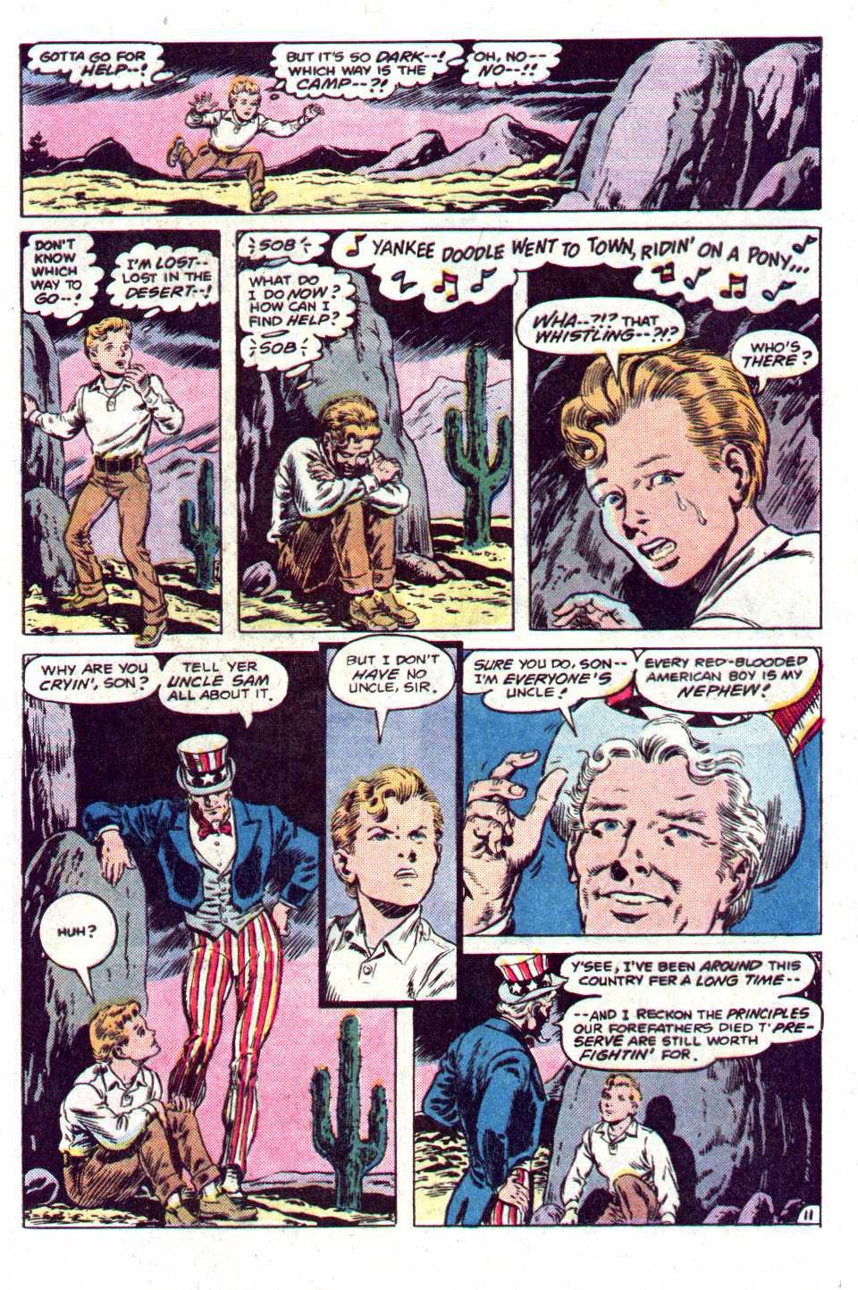 Read online Secret Origins (1986) comic -  Issue #19 - 14