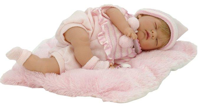 Muñeca realista para niños - Nines artesanals d'Onil