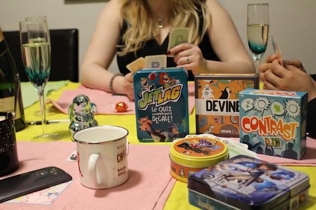On s'amuse avec les jeux de Asmodee durant le brunch de Pâques