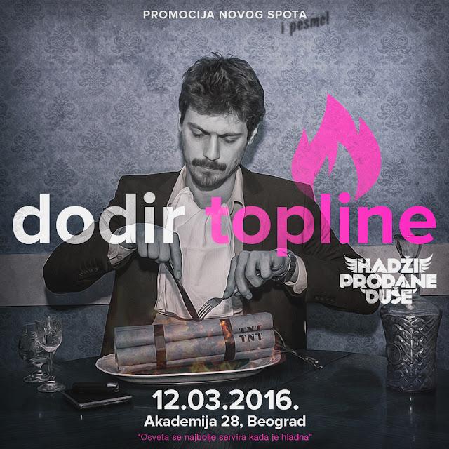 Dodir topline