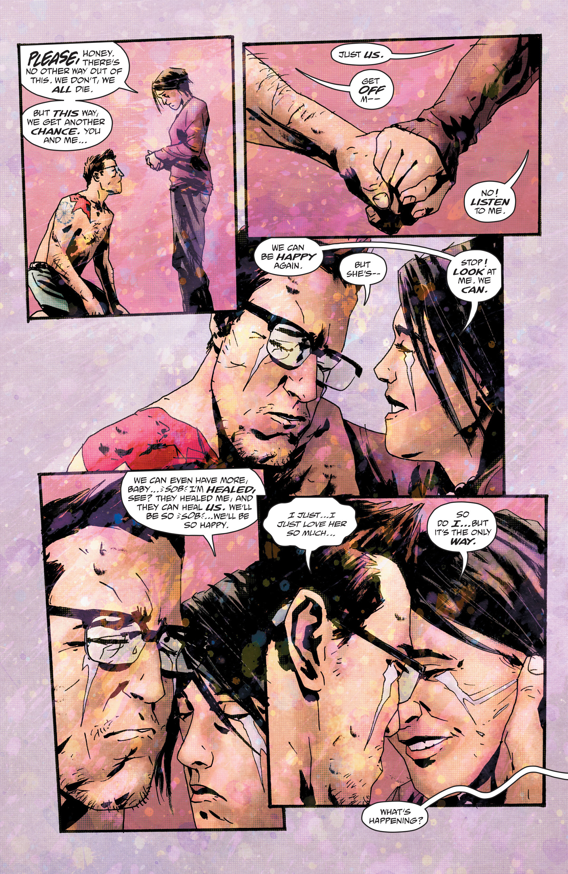 Read online Wytches comic -  Issue #6 - 22