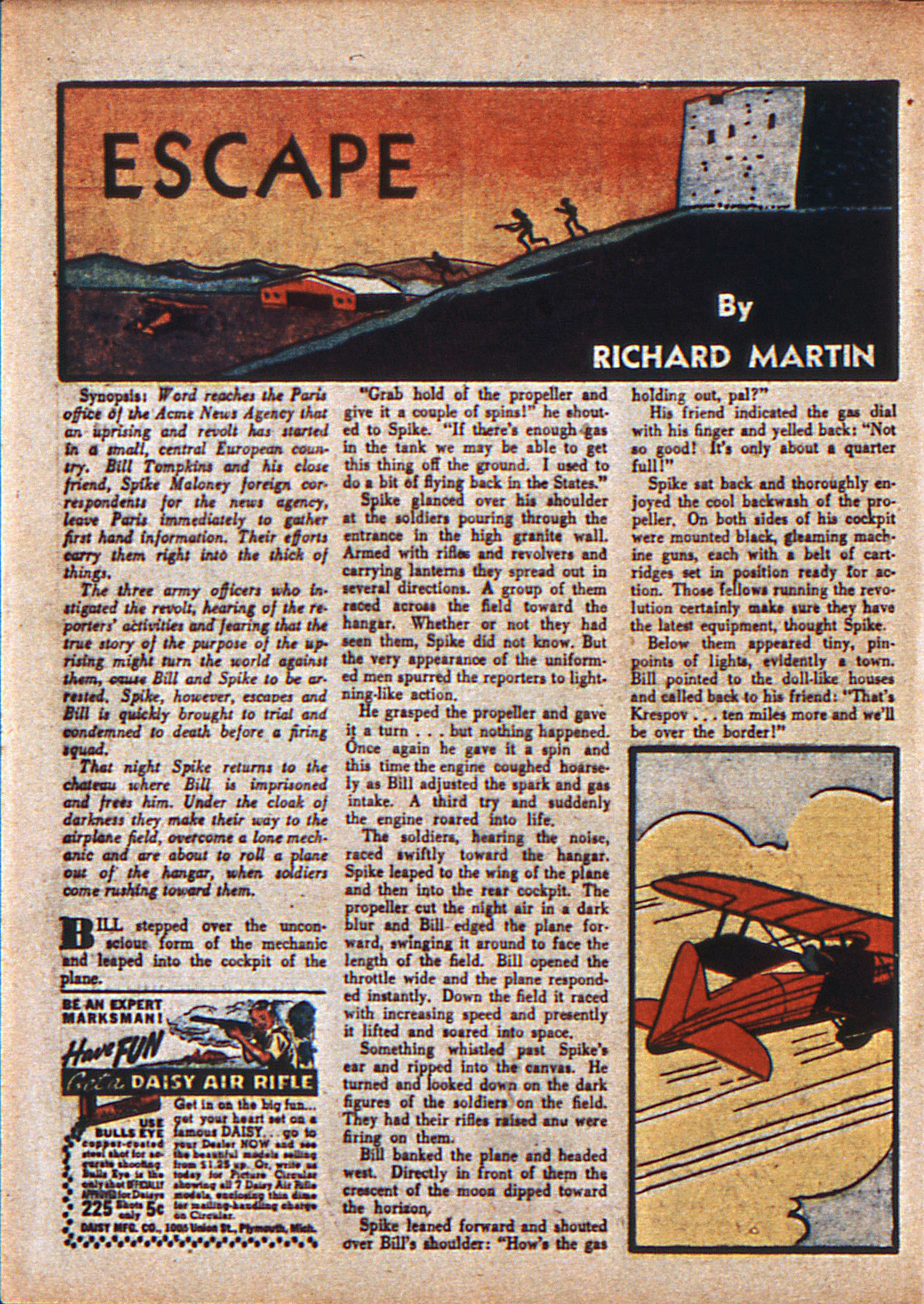 Read online Action Comics (1938) comic -  Issue #12 - 35