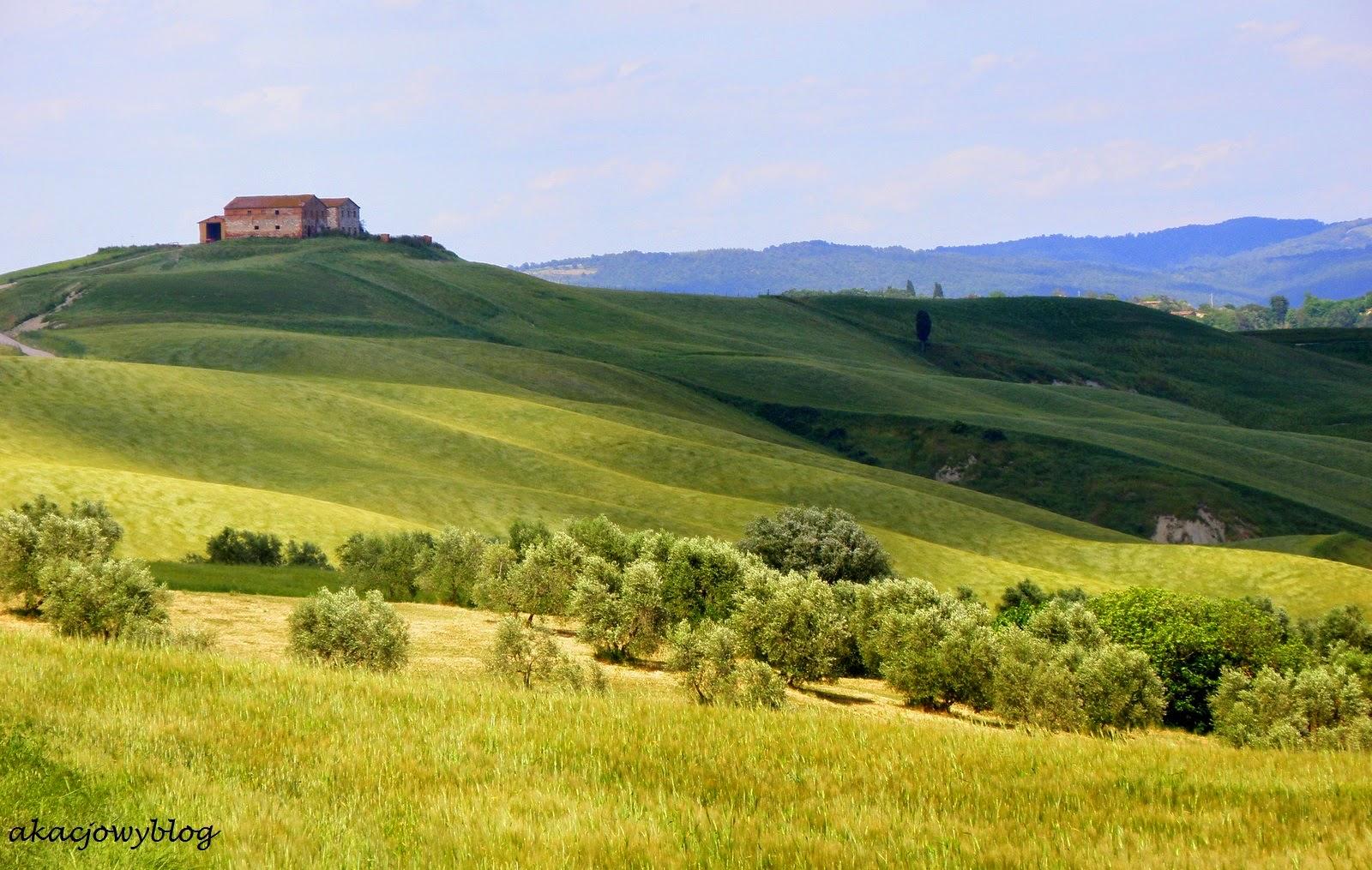 Toskania - mało znane zakątki.