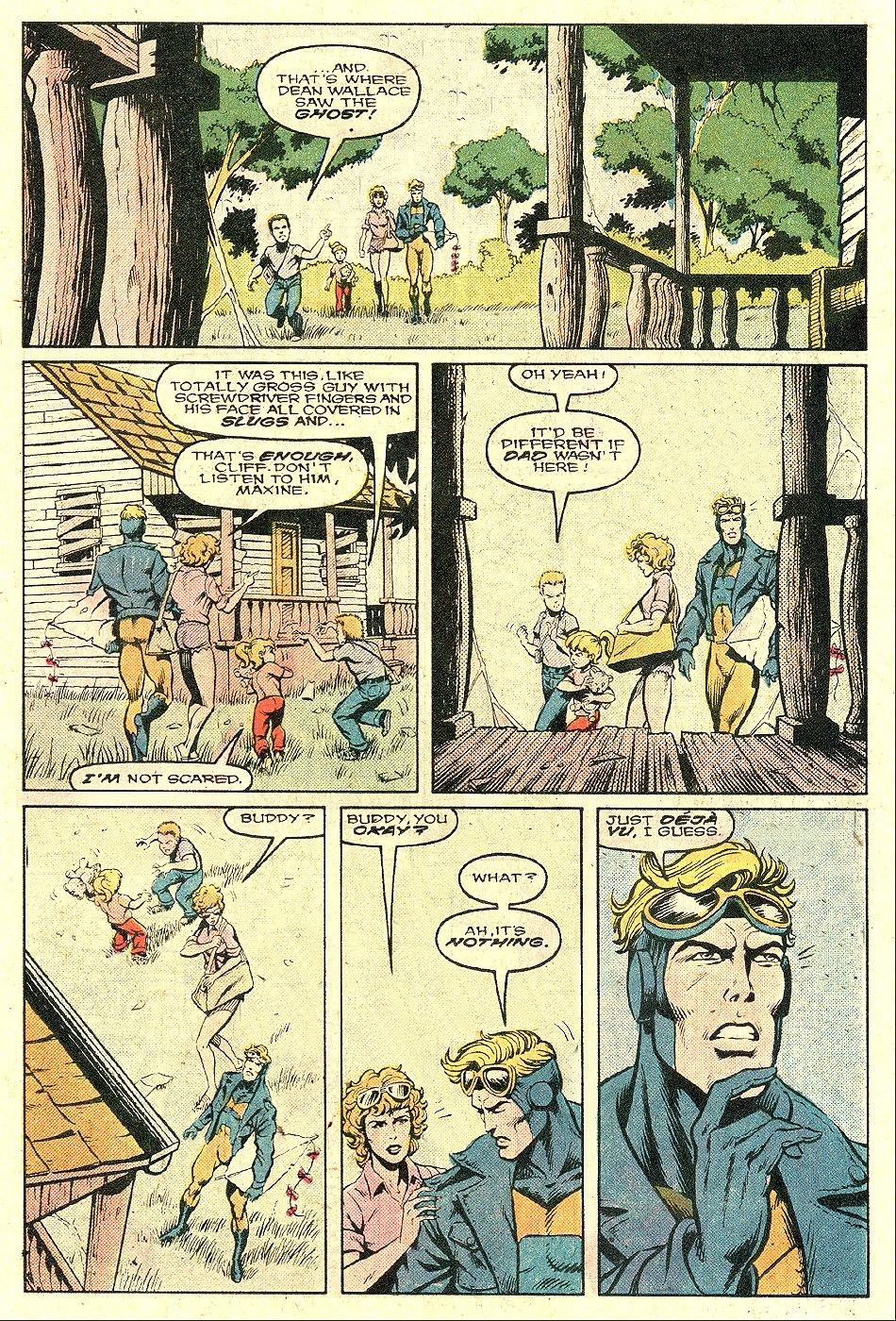 Read online Secret Origins (1986) comic -  Issue #39 - 17