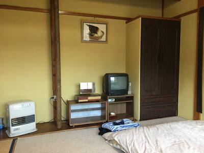鹿の湯松屋の部屋