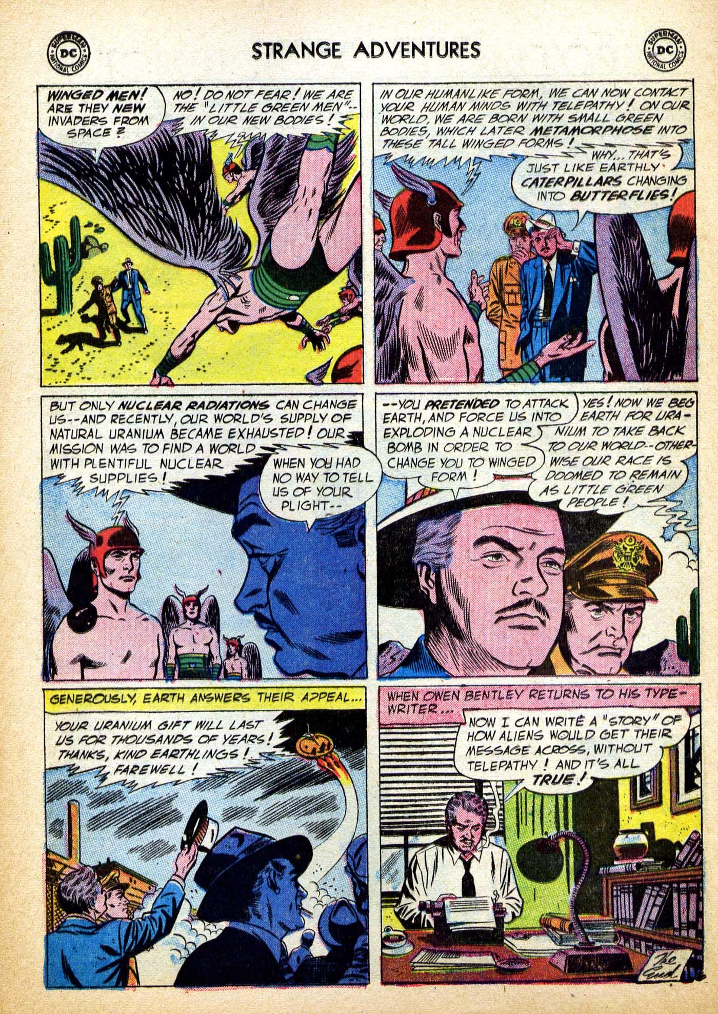 Strange Adventures (1950) issue 82 - Page 22
