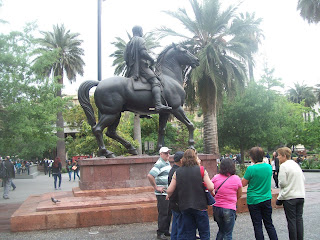 City Tour Santiago Chile