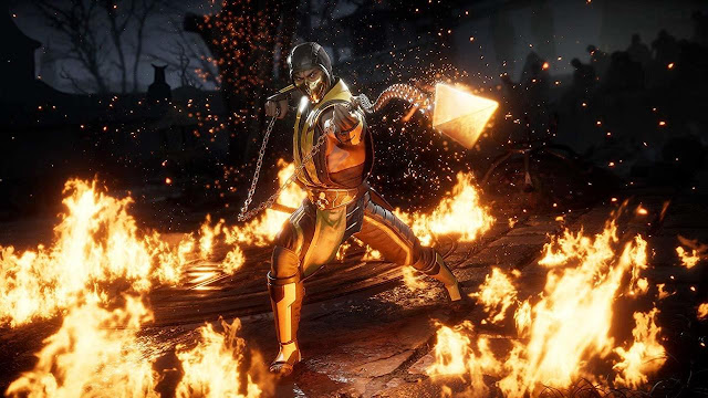 Mortal Combat 11 Akan Rilis April 2019