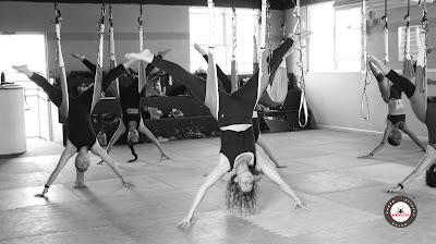 aerial pilates