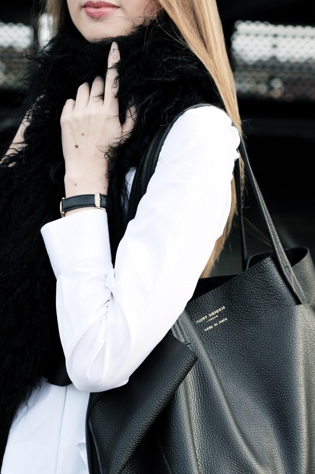 UK Minimal Fashion and Style Blogger