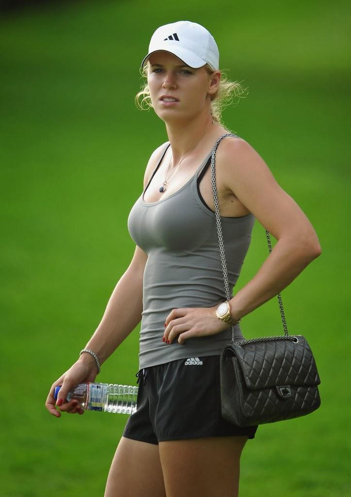 Caroline Boyfriend Pregnant Wozniacki