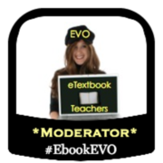 My EbookEVO Moderator Badge