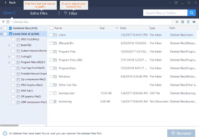 Cara Recover File & Folder yang Dihapus dari Hard Drive,Ini Caranya 5