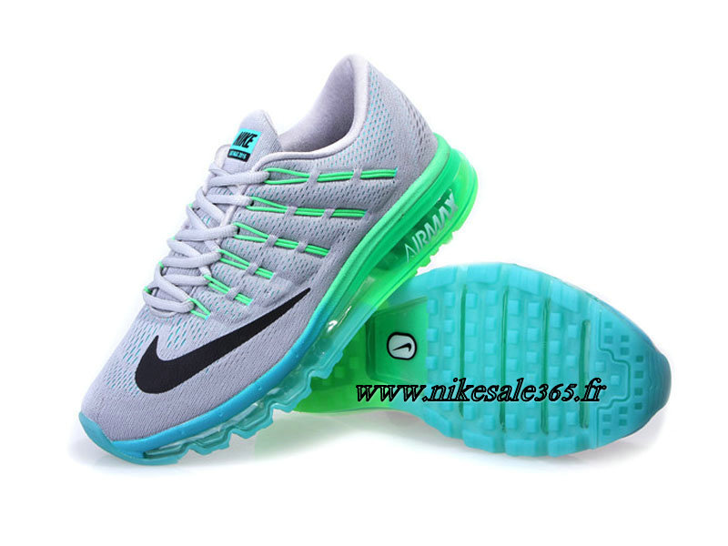 info for 70bef 4601a Nike Air Max 2016 Chaussure Nike 2016 Pour Homme Gray bleu