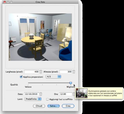 In esclusiva sweet home 3d il programma per il disegno di for Programma per disegnare interni