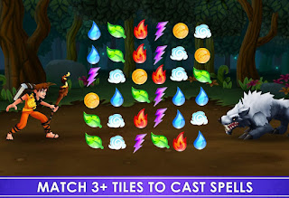 Spellfall Puzzle Adventure Apk - Free Download Android Game
