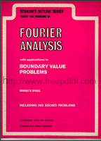 Spiegel - Fourier Analysis (Schaum Outline).pdf by freepdfdl