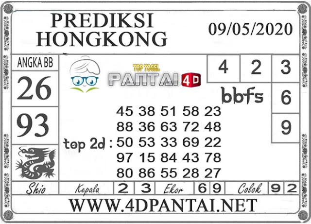 PREDIKSI TOGEL HONGKONG PANTAI4D 09 MEI 2020