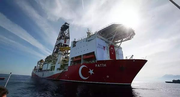 Ανατολική Μεσόγειος: Drone θα συνοδεύουν τα τουρκικά γεωτρύπανα