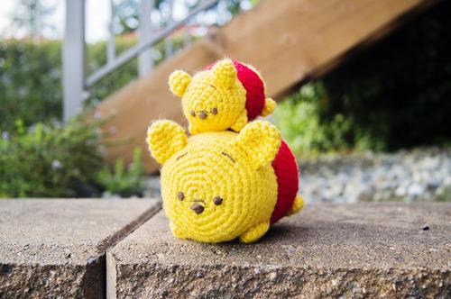 khb217 crochet tigger outfit from winnie the pooh - khabar-iq.com | 332x500