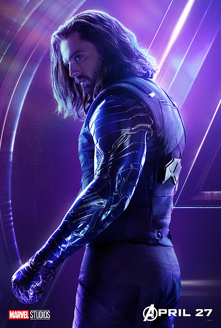 76039aeb207 Take a look at the character poster for Winter Soldier in Avengers  Infinity  War. Posted by Sasaki Time ...