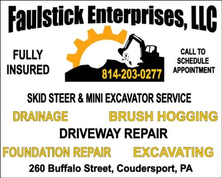 Faulstick Enterprises, LLC