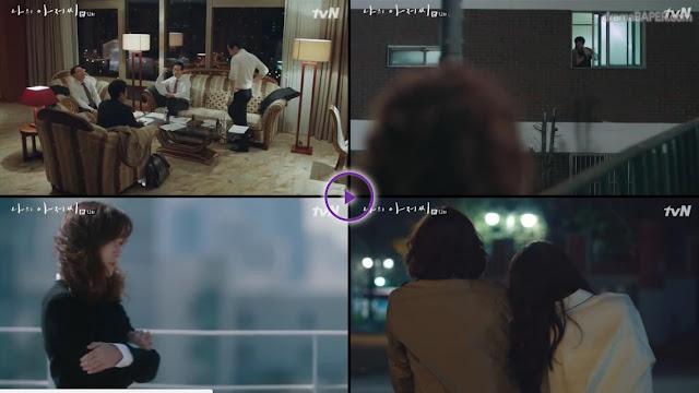 My Mister (My Ajusshi) Episode 12 Subtitle Indonesia
