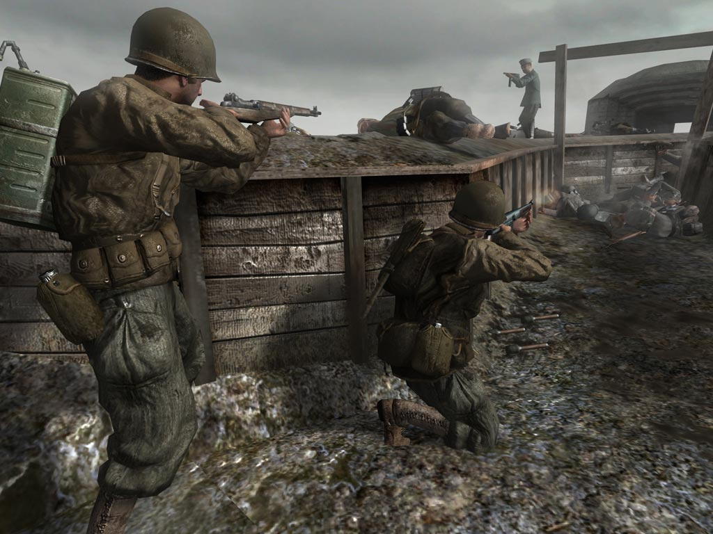 call of duty 2 gameplay call of duty 2 screenshot