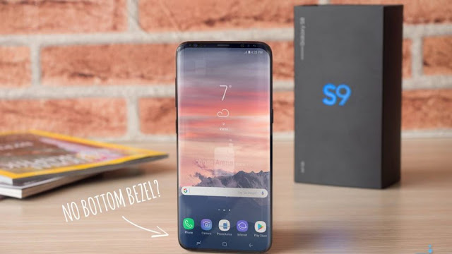 You'll soon be able to get your hands on the Samsung Galaxy S9 design, thanks to augmented reality