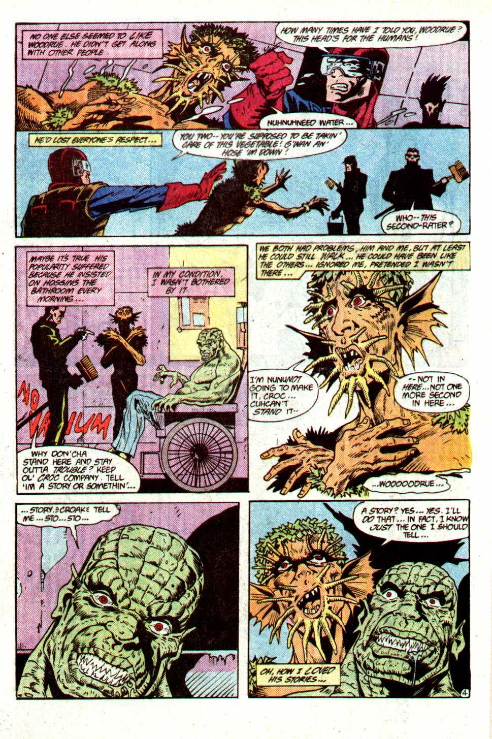 Read online Secret Origins (1986) comic -  Issue #23 - 28