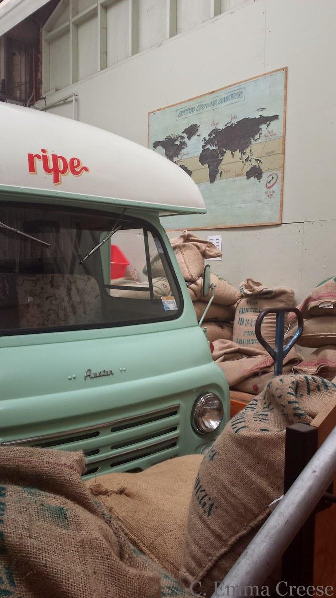 Ripe Coffee, Petone - an insiders peek at Wellington inde-coffee nirvana