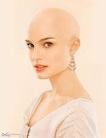 Natalie Portman Bald