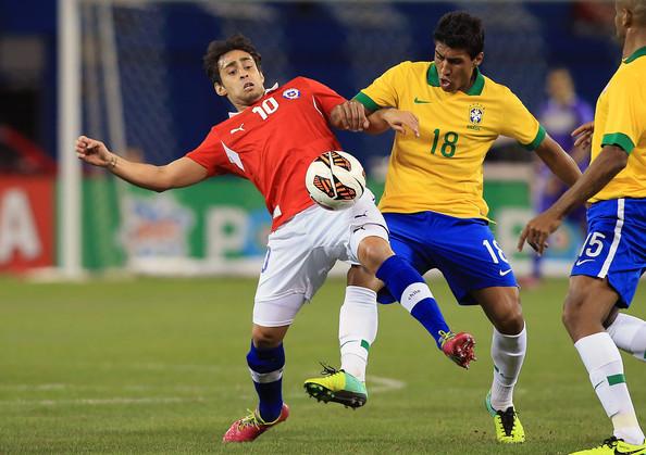 Chile vs Brazil