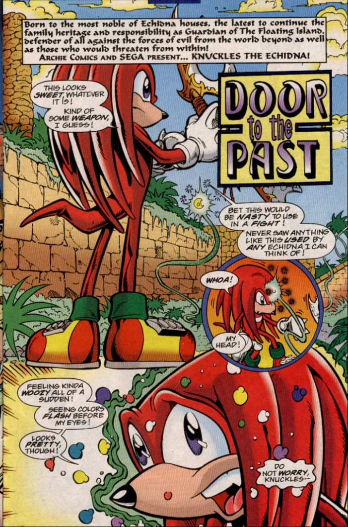 Read online Sonic The Hedgehog comic -  Issue #82 - 9
