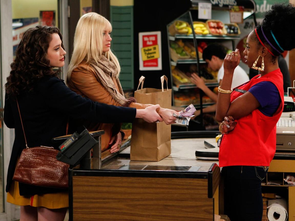 2 Broke Girls - Season 1 Episode 13: And the Secret Ingredient
