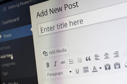 Darimana Saja Seorang Blogger Mendapatkan Pundi Pundi Rupiah?