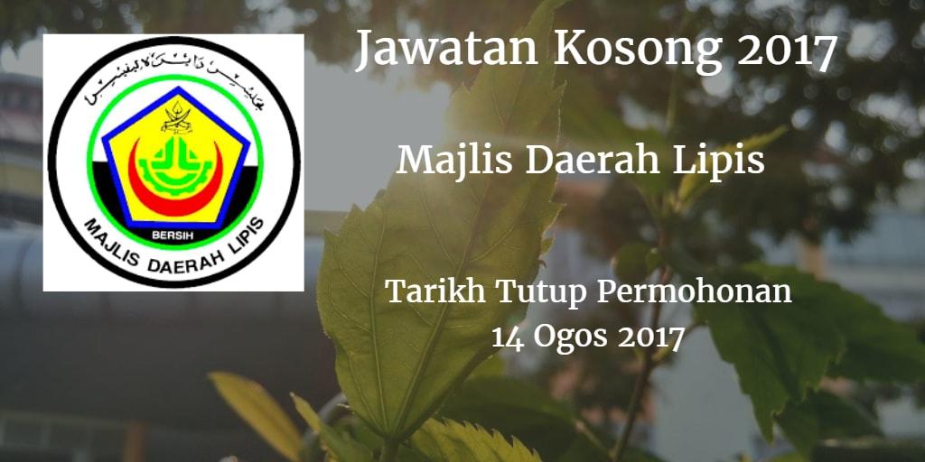 Jawatan Kosong MDL 14 Ogos 2017