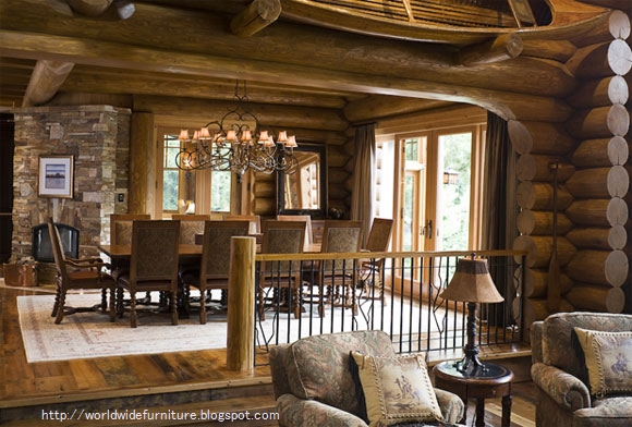 Country Style Interior Design: Country Home Interior Design