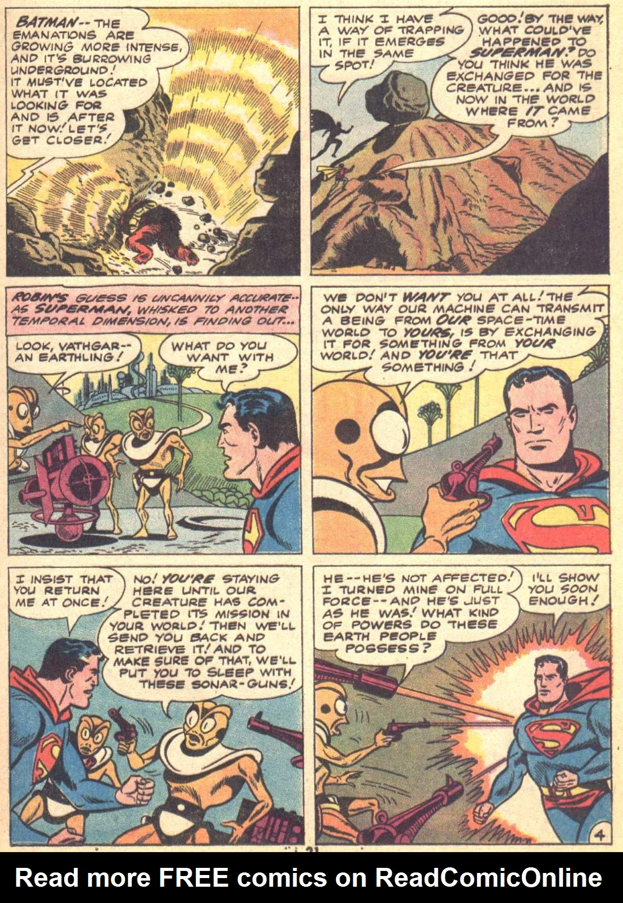 Read online World's Finest Comics comic -  Issue #206 - 21