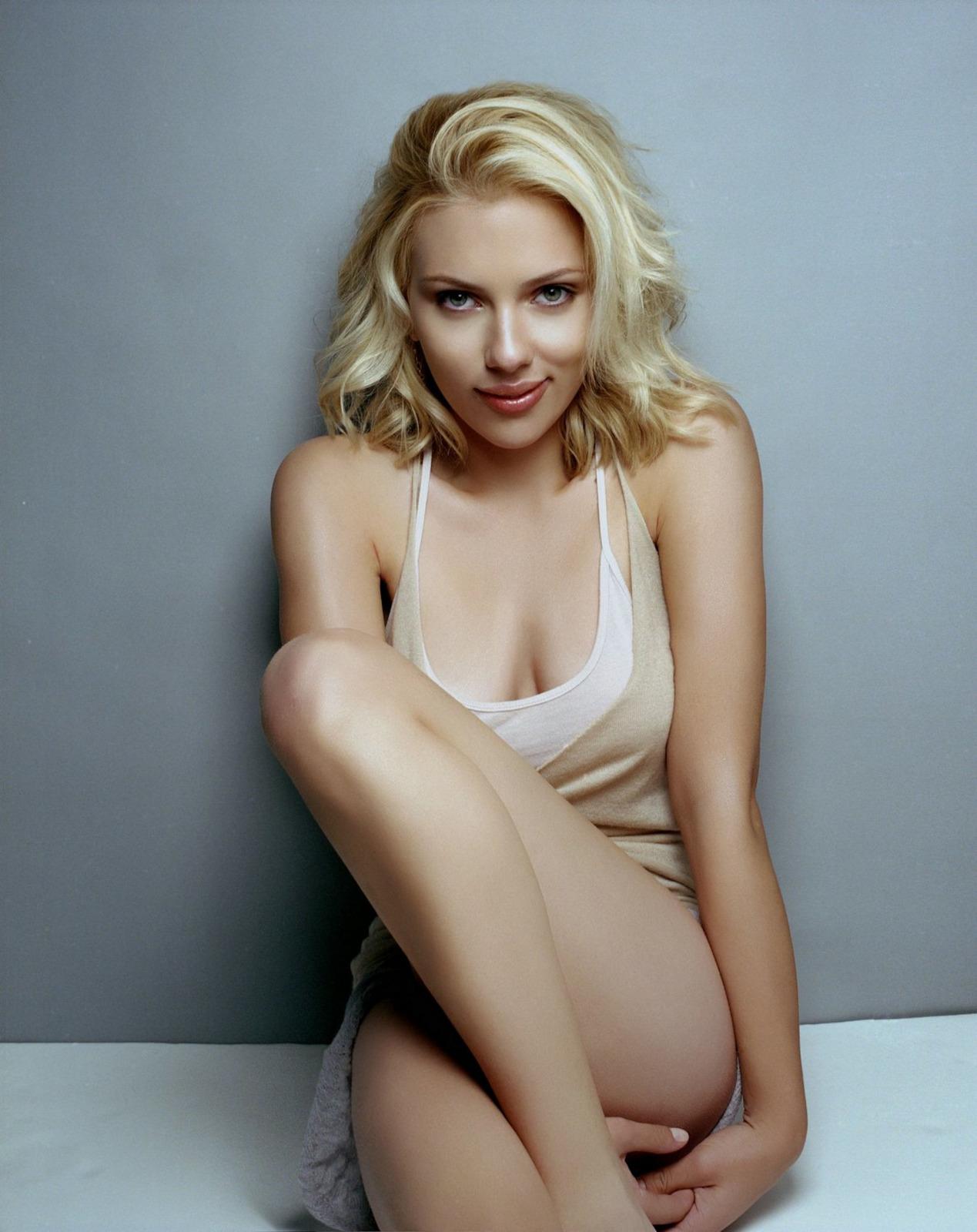 Scarlett Johansson C.W. Hot Photoshoot - Watch Latest ...