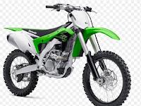 Harga Kawasaki KX250F 2018 Rp 103 Jutaan, Apa Upgradenya?
