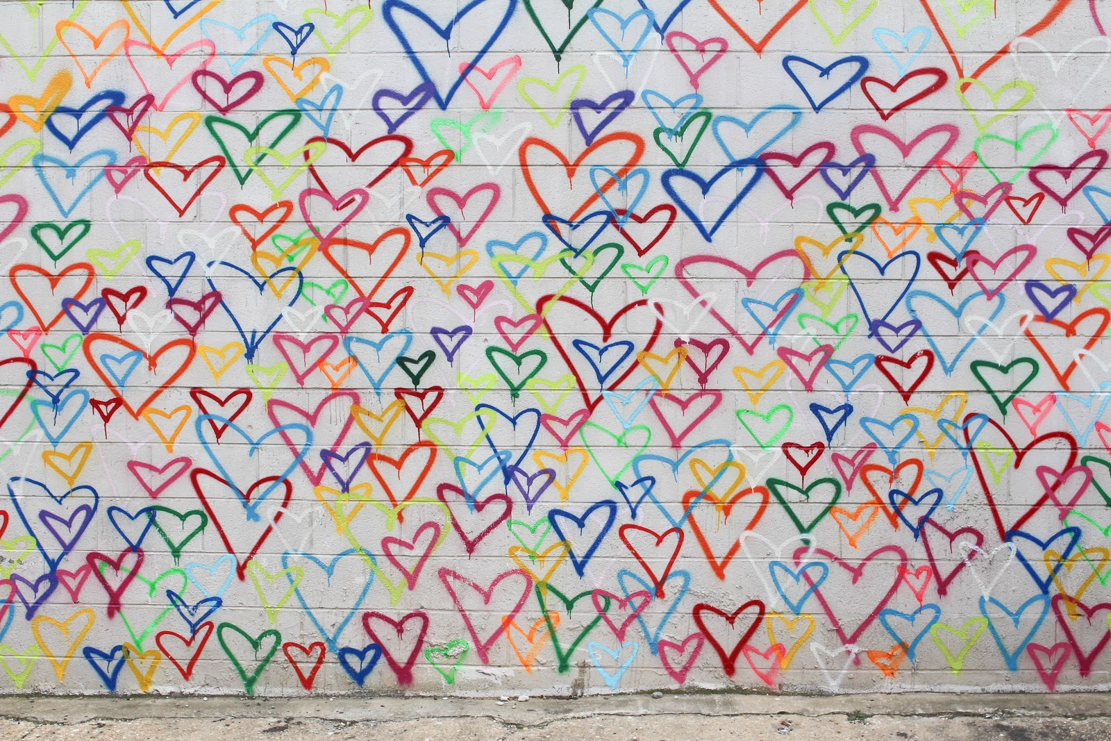 heart wall dc union market