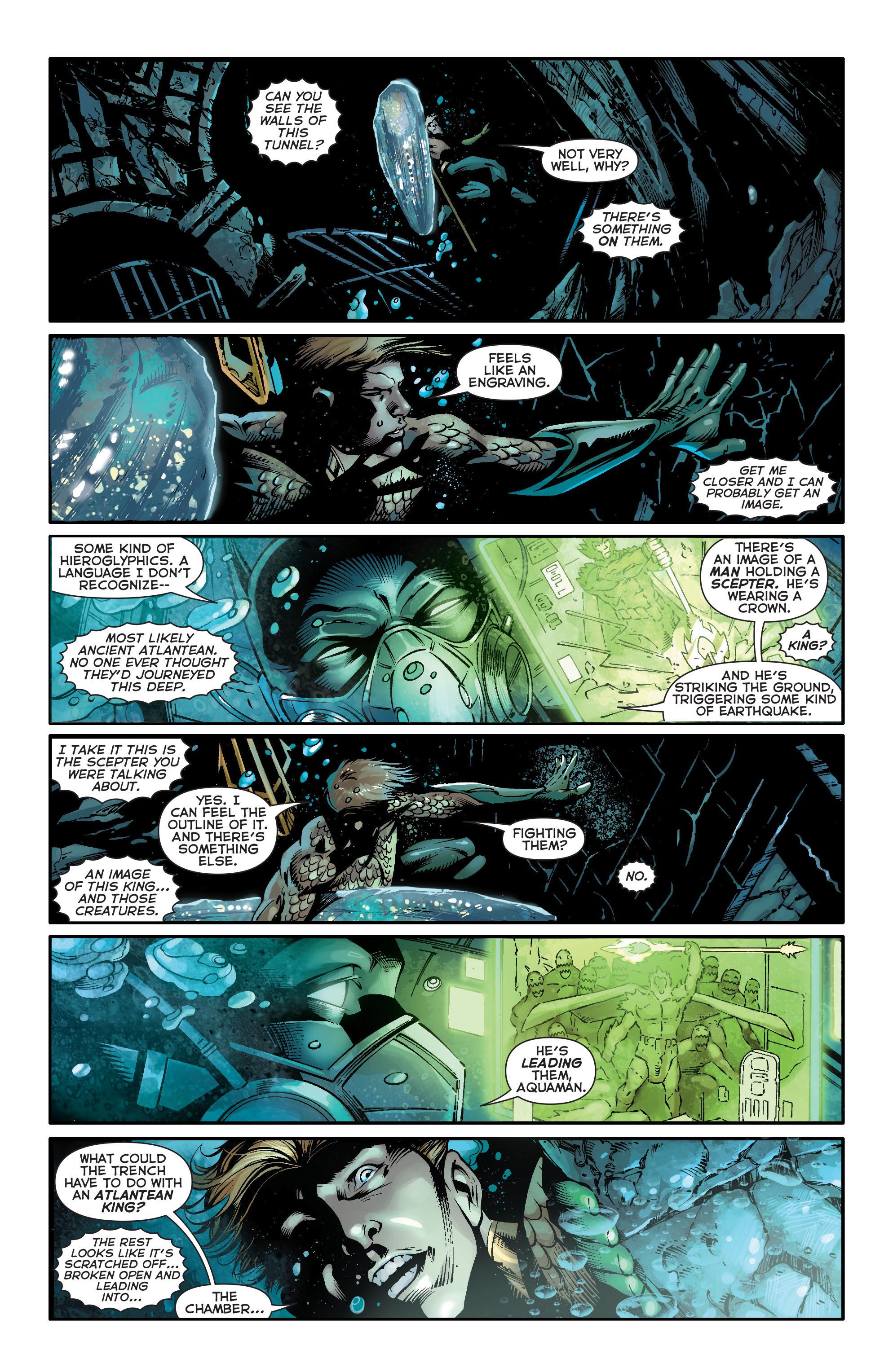 Read online Aquaman (2011) comic -  Issue #16 - 13