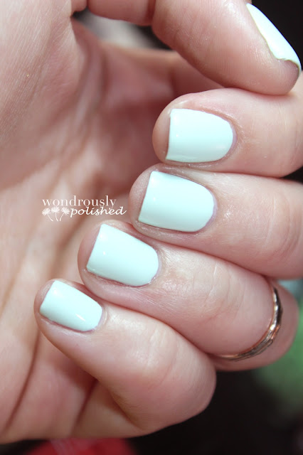 Wondrously Polished February Nail Art Challenge: Wondrously Polished: Spring/Easter Nail Art